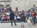 Paseo O Día das Letras Galegas e Compostela