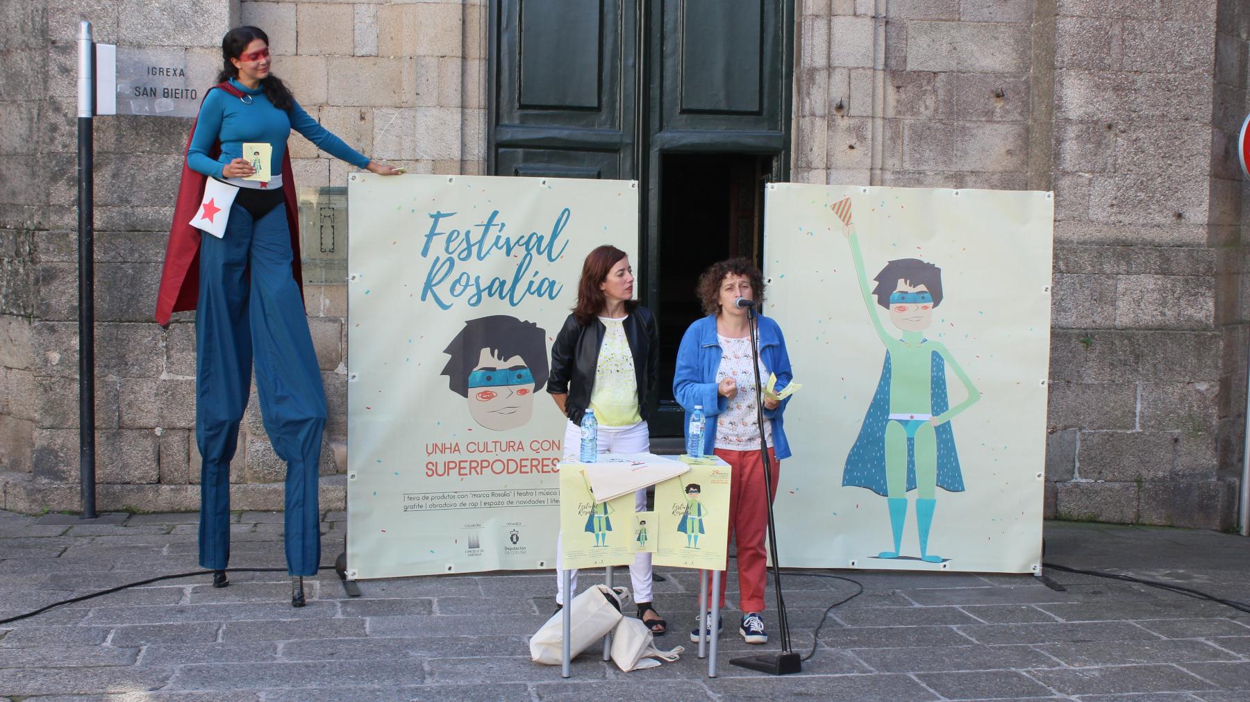 Festival Rosalía 2018