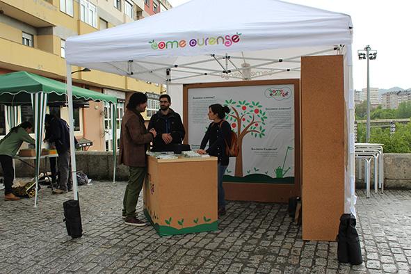 Stand de Come Ourense
