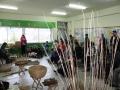 Exposición e obradoiros en Lobios